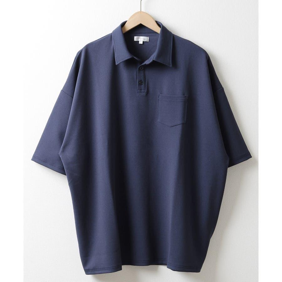 梨地ビッグポロシャツ【bln1903】 64
