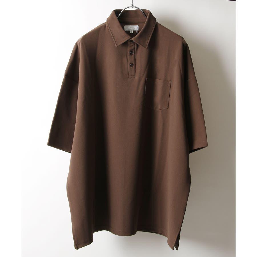 梨地ビッグポロシャツ【bln1903】 29