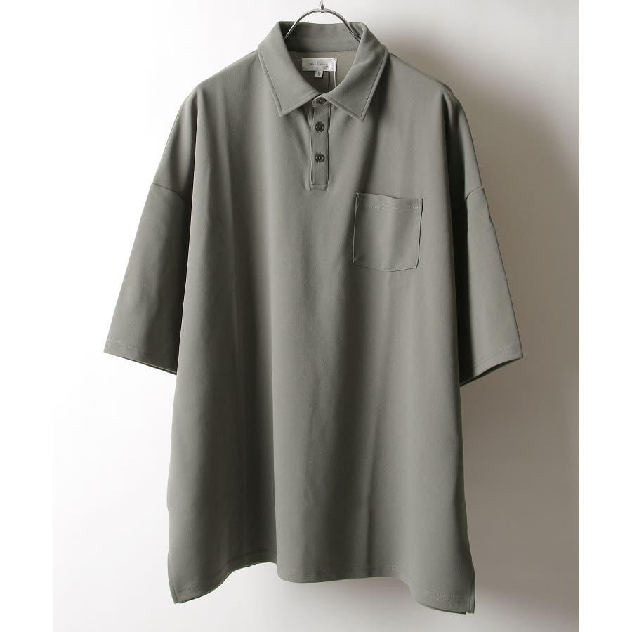 梨地ビッグポロシャツ【bln1903】 28