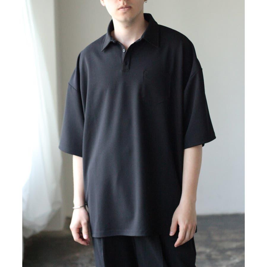 梨地ビッグポロシャツ【bln1903】 9