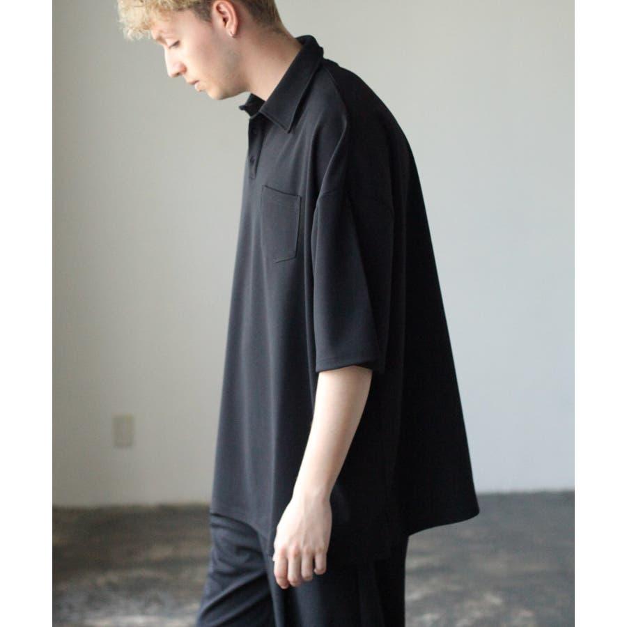 梨地ビッグポロシャツ【bln1903】 10