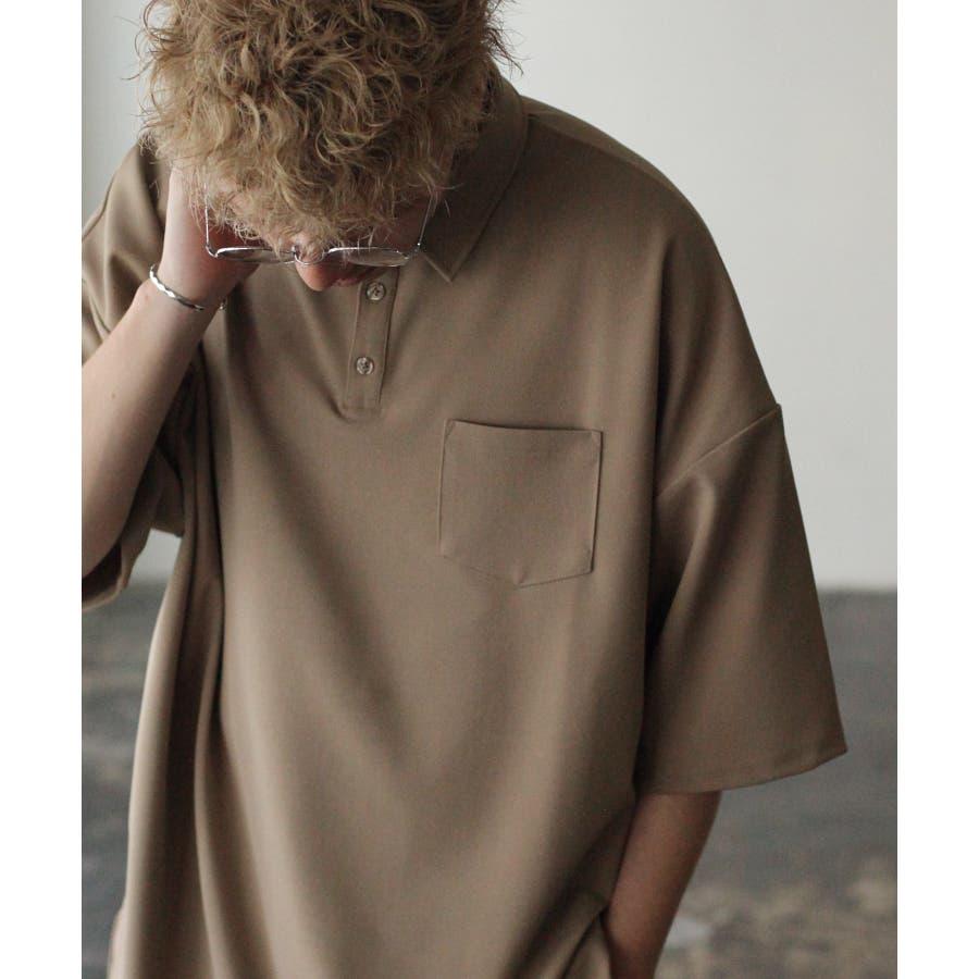 梨地ビッグポロシャツ【bln1903】 8