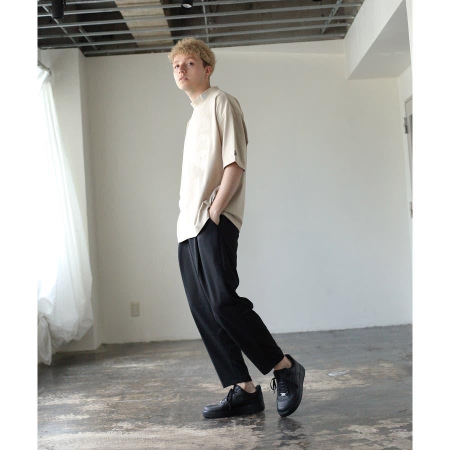 FILA×Nilway 別注リフレクターモックネックTシャツ【fh7525】 8