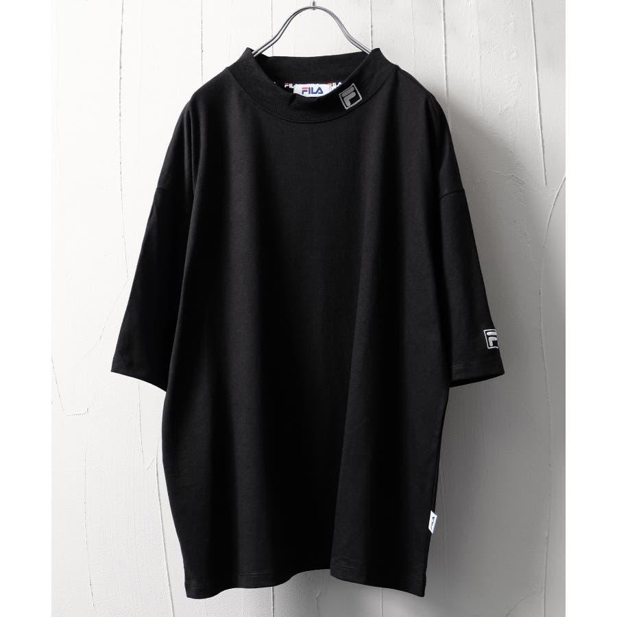 FILA×Nilway 別注リフレクターモックネックTシャツ【fh7525】 21