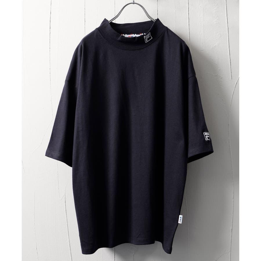 FILA×Nilway 別注リフレクターモックネックTシャツ【fh7525】 64