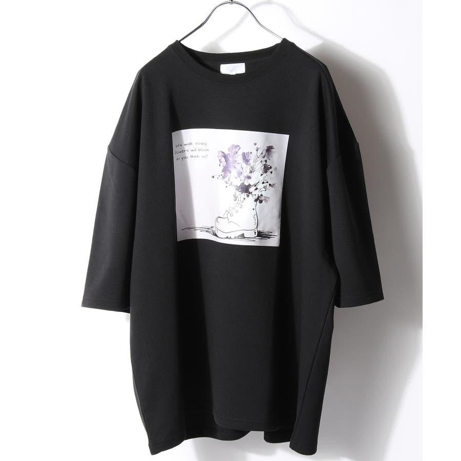 メンズ Tシャツ 半袖 オーバーサイズ Nilway ニルウェイ 夏 夏物 夏服【20026-11gz】 6