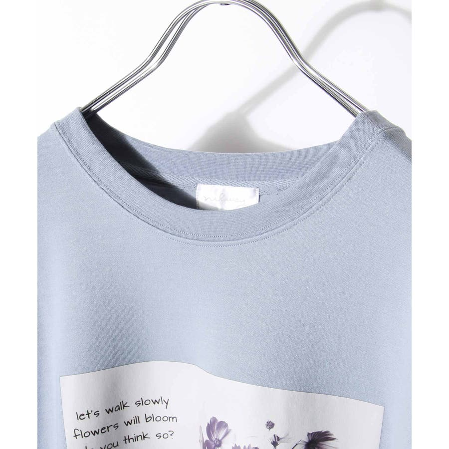 メンズ Tシャツ 半袖 オーバーサイズ Nilway ニルウェイ 夏 夏物 夏服【20026-11gz】 8