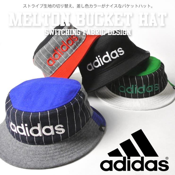 adidas �A�f�B�_�X �����g�� �n�b�g �o�P�b�g �����g���n�b�g ��ւ� �X�g���C�v �����Y ���f�B�[�X �X�qad-157111704