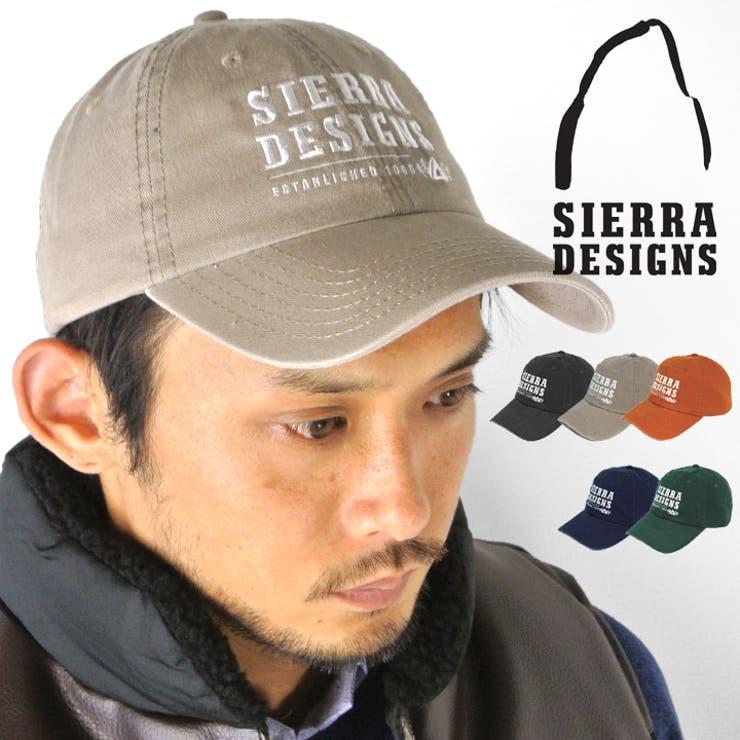 シエラデザイン ベースボールキャップ ag-sd-029