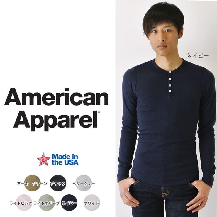 American Apparel �A�����J���A�p���� ���� �x�C�r�[�T�[�}�� T�V���c �w�����[�l�b�N �����Y �J�b�g�\�[ �A���A�p���n ���b�t�� �����s aa-tt457