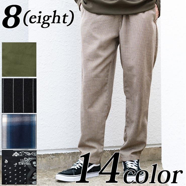 シェフパンツ メンズ デニム   8(eight)    詳細画像1