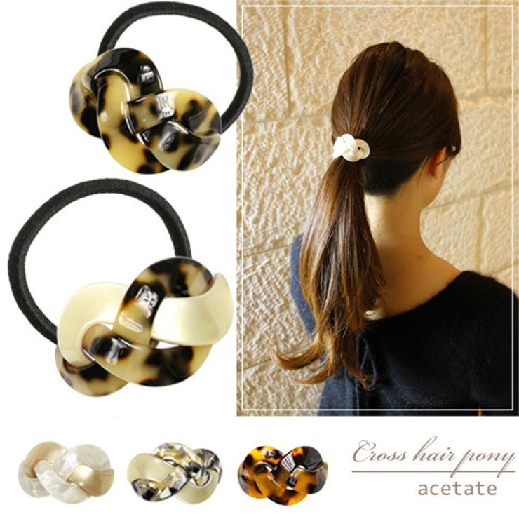 9am jewelry&accessoryのヘアアクセサリー/ヘアゴム   詳細画像