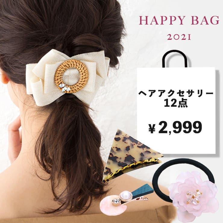 9am jewelry&accessoryのヘアアクセサリー/ヘアゴム | 詳細画像