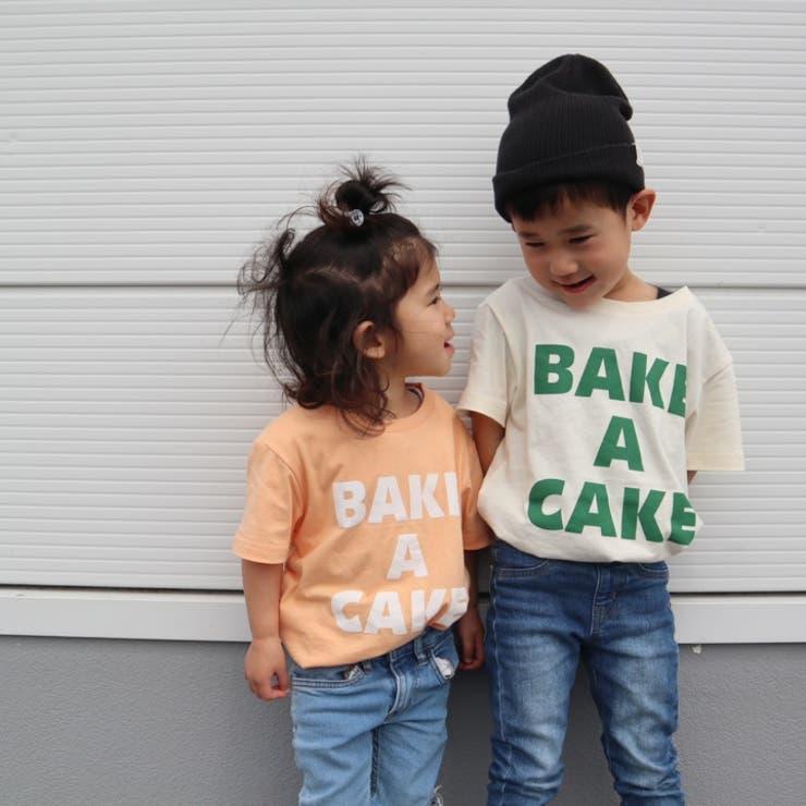 〈親子サイズあり〉BAKE A CAKE T | a-trend-ld.store  | 詳細画像1
