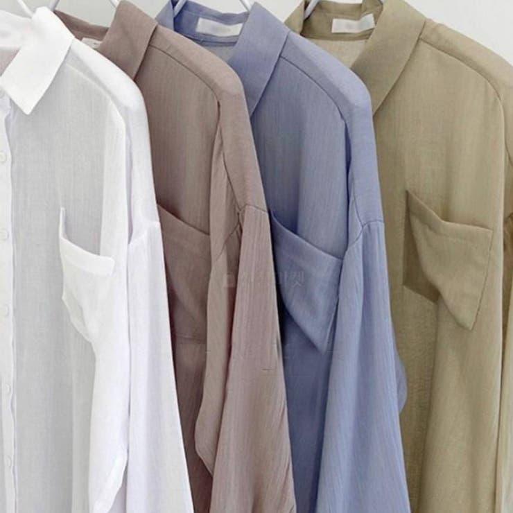 シアーCPOシャツ   a-trend-ld.store    詳細画像1