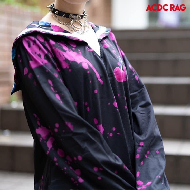 チェリーセーラーT セーラー服 制服 | ACDCRAG | 詳細画像1