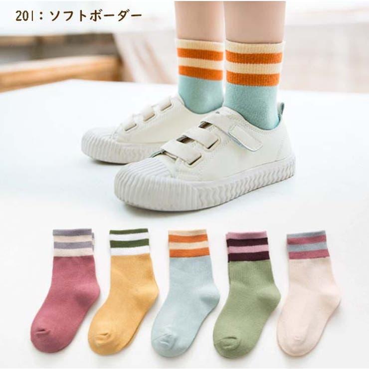 ナチュラルデザイン 子供 靴下 | acefad | 詳細画像1