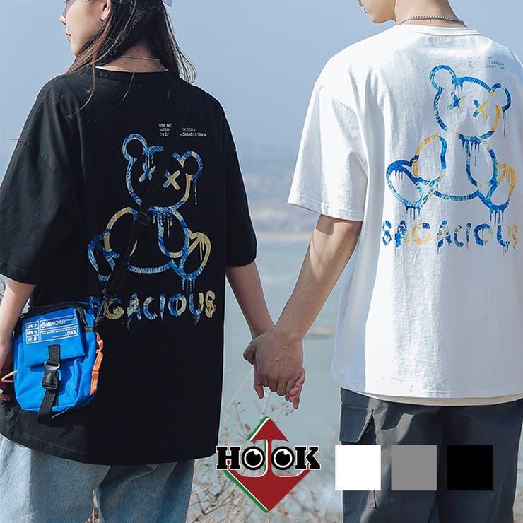 2021新作 HOOK tシャツ | HOOK | 詳細画像1