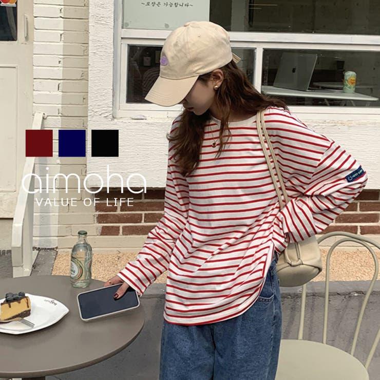 aimoha のトップス/カットソー   詳細画像
