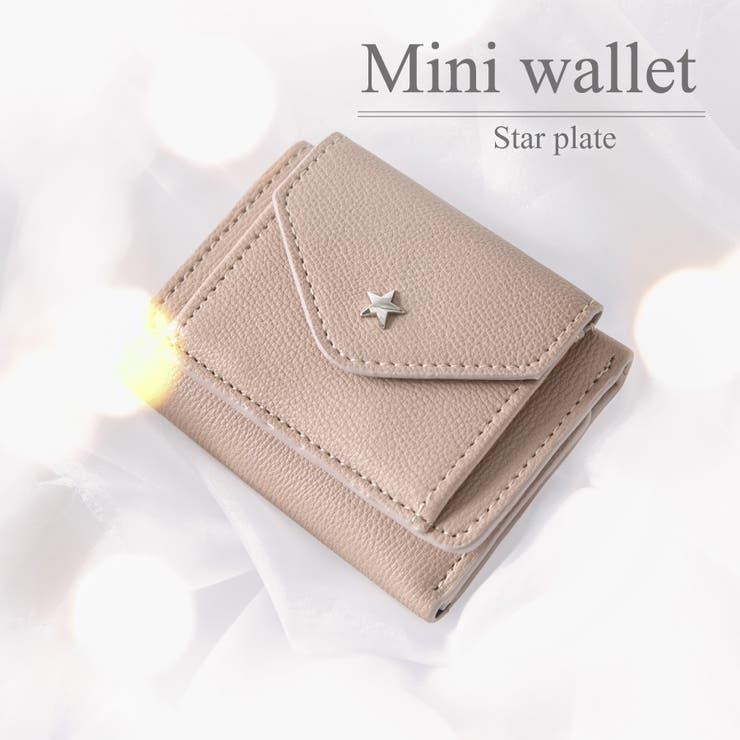 三つ折り財布 レディース コンパクト   ALTROSE   詳細画像1