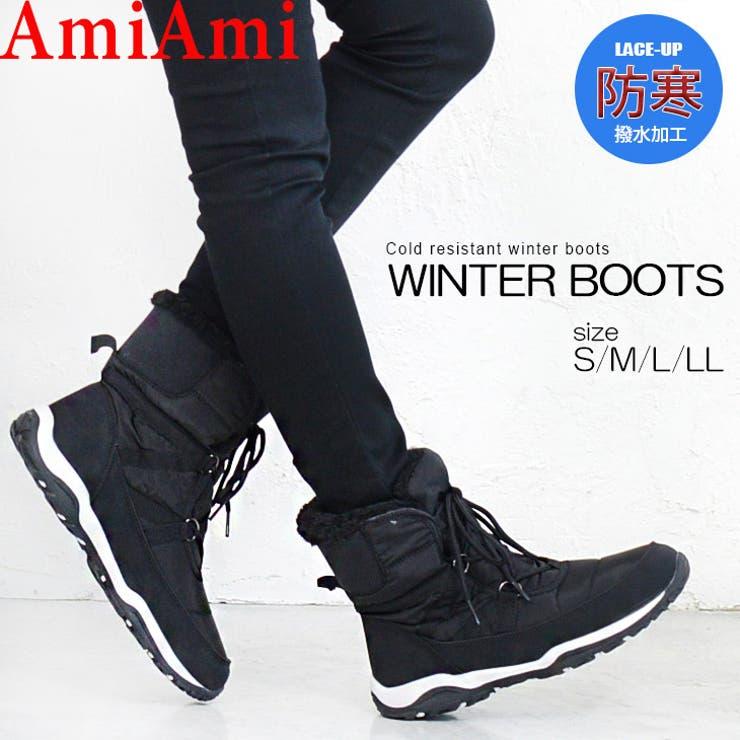 防寒 ウインターブーツ 3 | AmiAmi | 詳細画像1