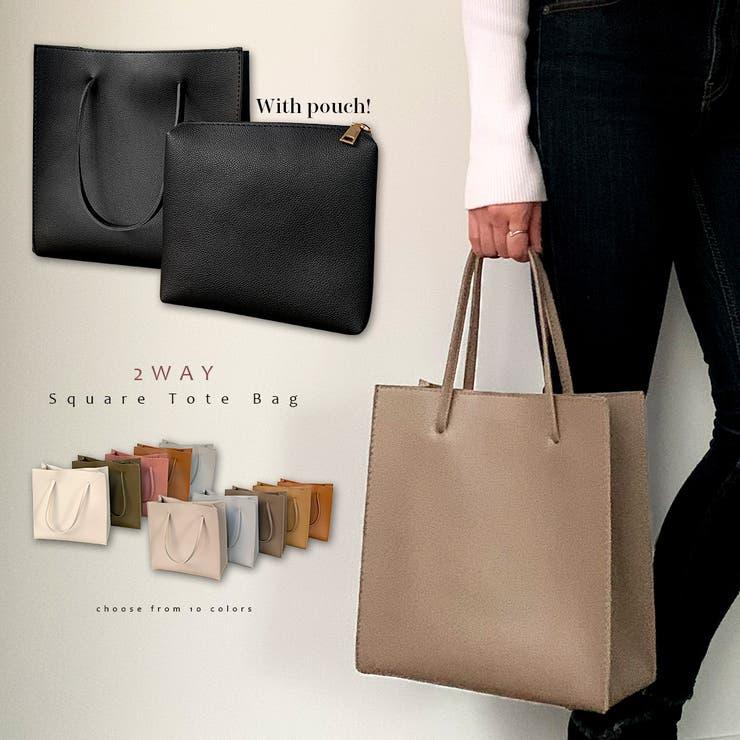 JUNOAHのバッグ・鞄/トートバッグ   詳細画像