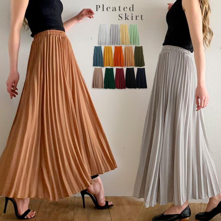 JUNOAHのスカート/プリーツスカート | 詳細画像