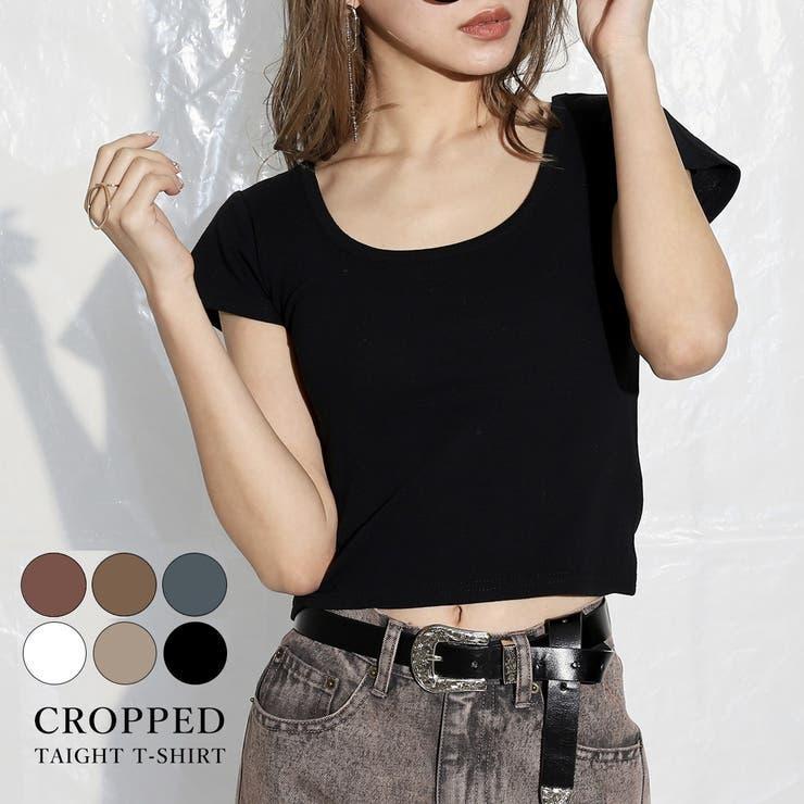 クロップドタイトTシャツ / ANAP / 793-8186 | ANAP | 詳細画像1