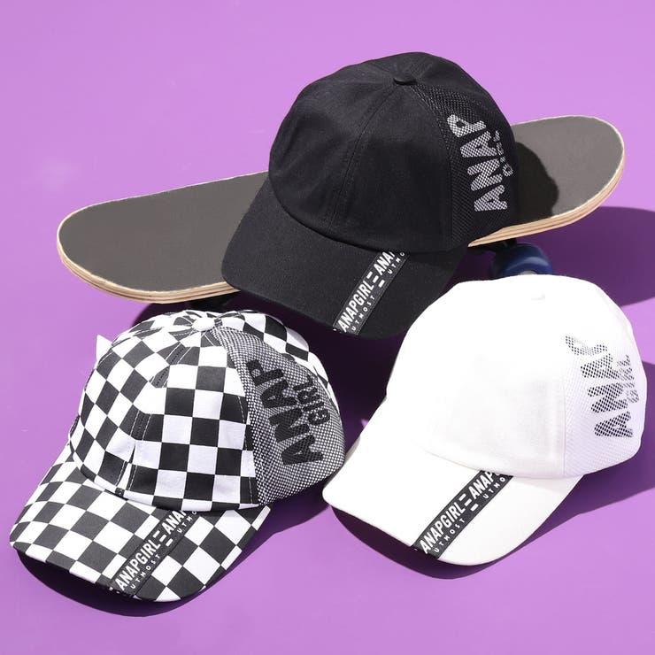 ANAP KIDS & ANAP GiRLの帽子/キャップ | 詳細画像