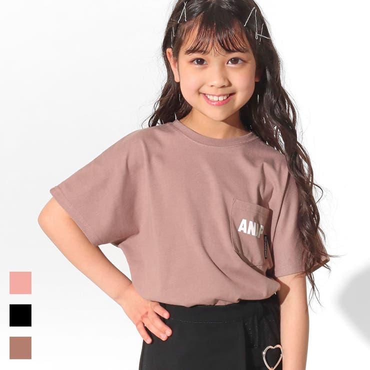 ANAP KIDS & ANAP GiRLのトップス/Tシャツ   詳細画像