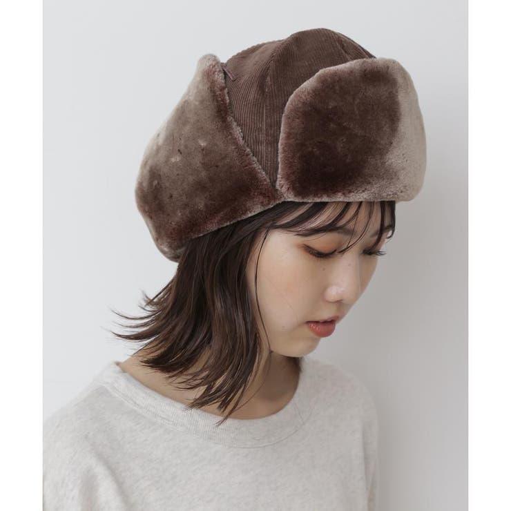 コーデュロイフライト帽 | FREE'S MART | 詳細画像1