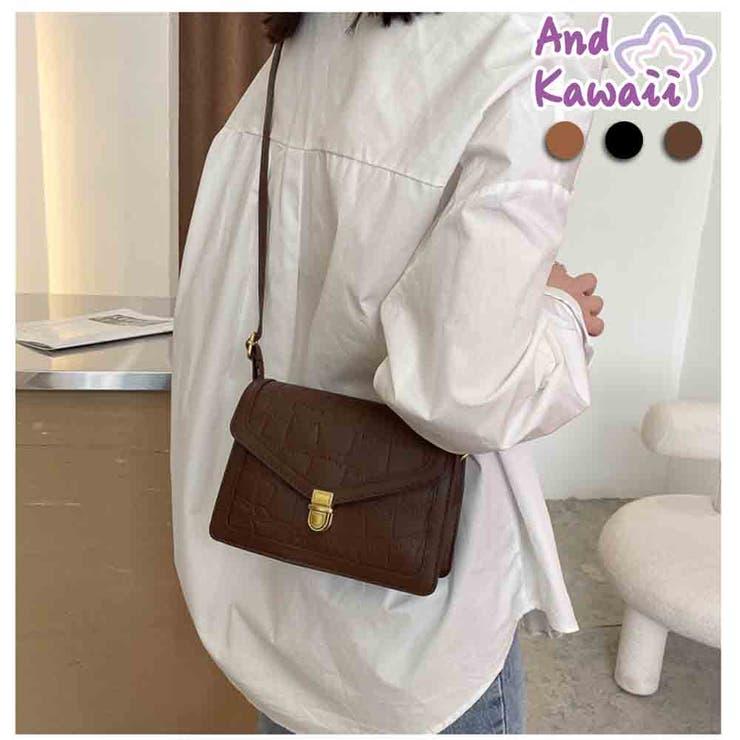 And Kawaiiのバッグ・鞄/ショルダーバッグ   詳細画像