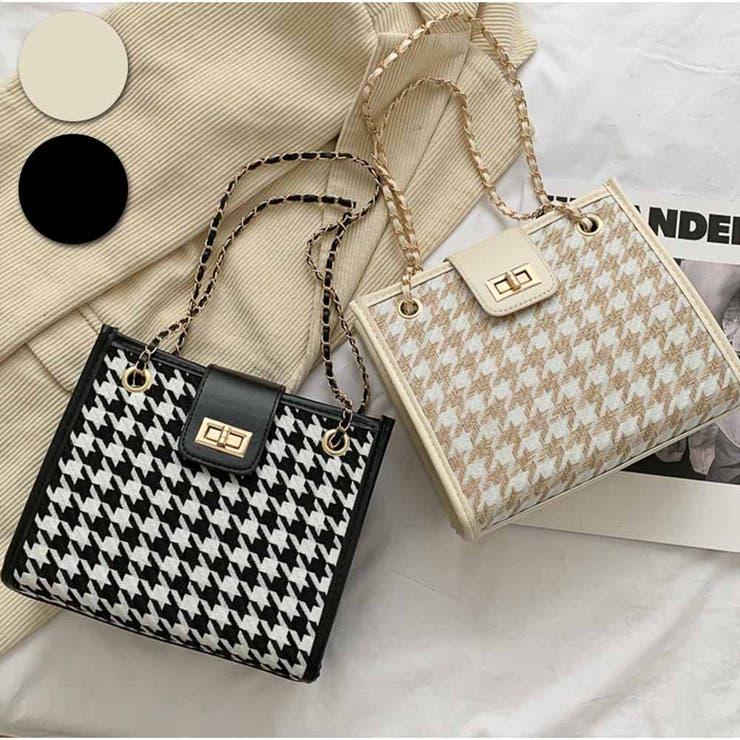 ショルダーバッグ 斜めがけ 小さめ チェーン 鞄 レディース 韓国ファッション | And Kawaii | 詳細画像1