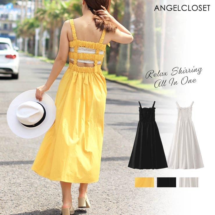 ANGELCLOSETのワンピース・ドレス/ベアワンピース | 詳細画像