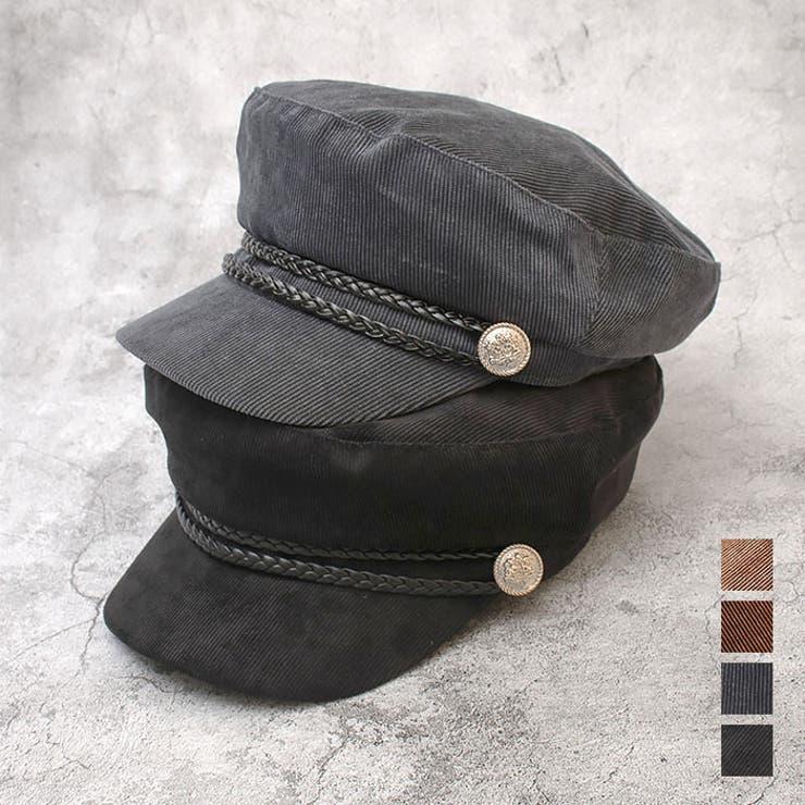 キャスケット 帽子 レディース   ANGELCLOSET   詳細画像1