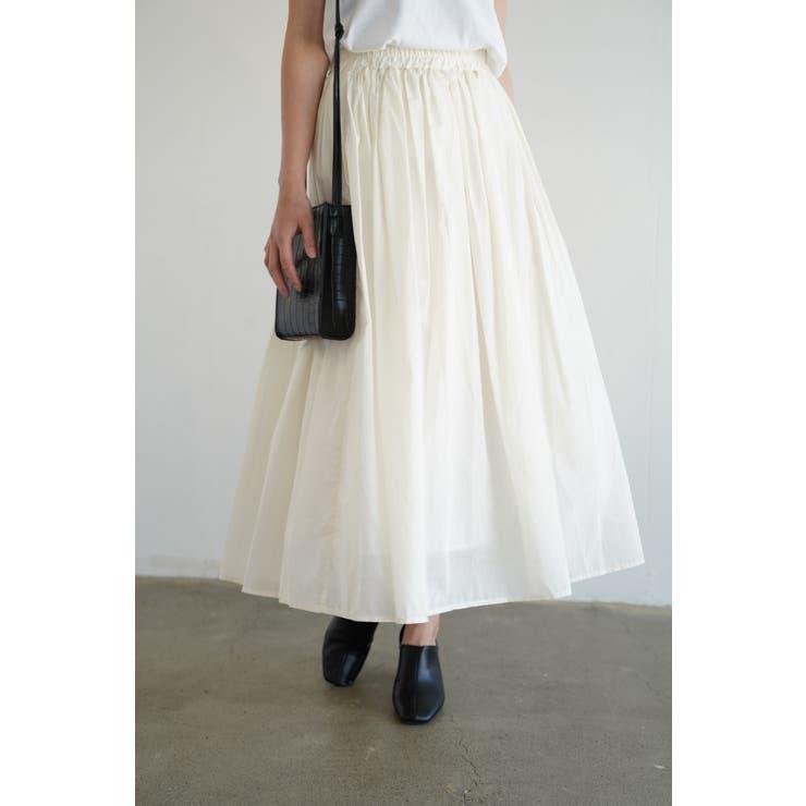 AN-closet のスカート/フレアスカート   詳細画像