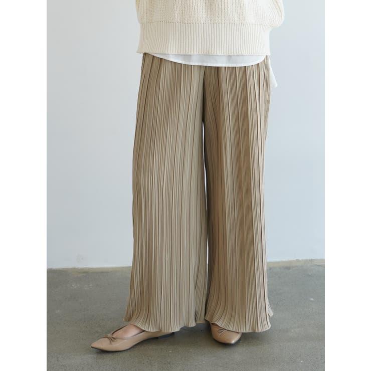 AN-closet のパンツ・ズボン/ワイドパンツ | 詳細画像