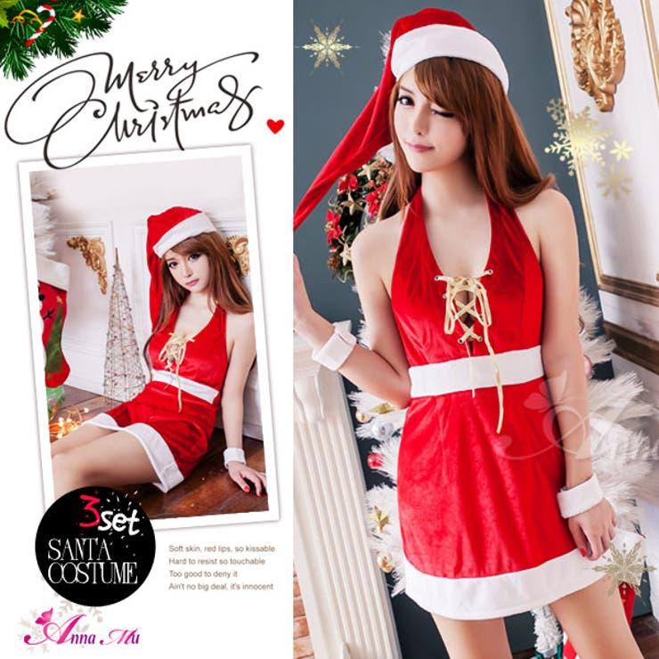 クリスマス コスプレ サンタ   Anna Mu JAPAN   詳細画像1