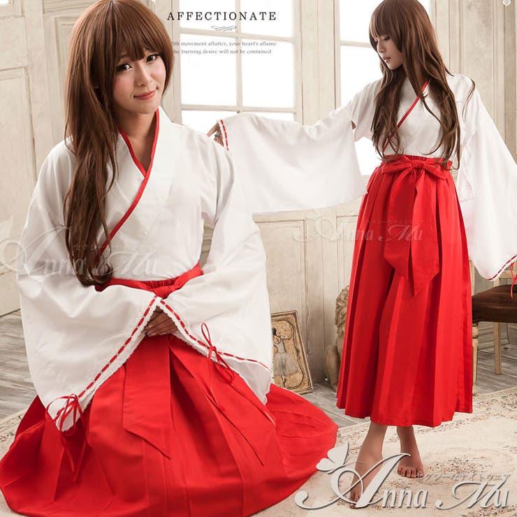 コスプレ 巫女 和服 | Anna Mu JAPAN | 詳細画像1