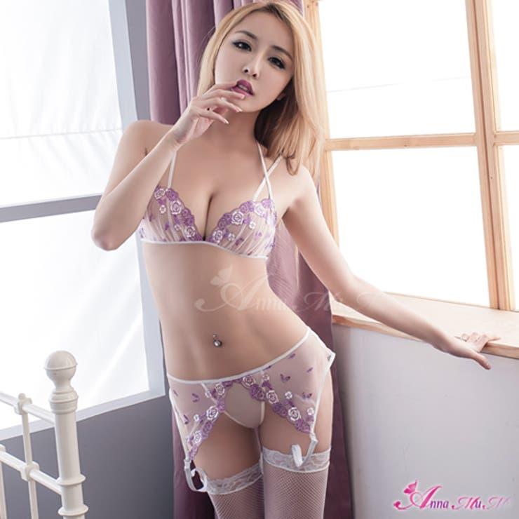 セクシー ランジェリー 過激   Anna Mu JAPAN   詳細画像1