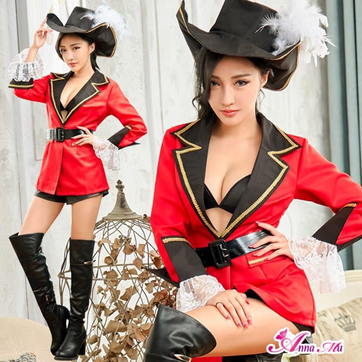 海賊 コスプレ ハロウィン | Anna Mu JAPAN | 詳細画像1
