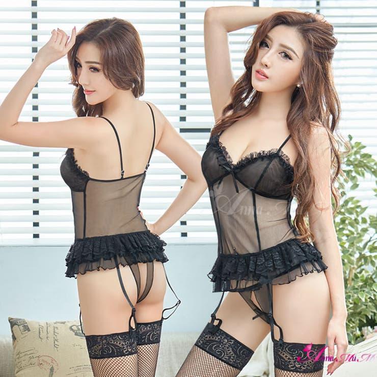 セクシー ランジェリー sexy   Anna Mu JAPAN   詳細画像1