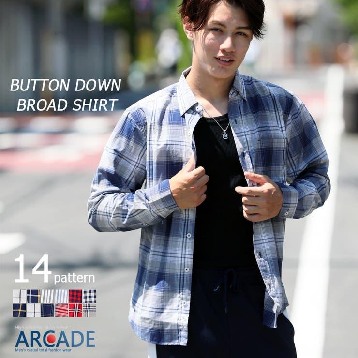 ARCADEのトップス/シャツ   詳細画像