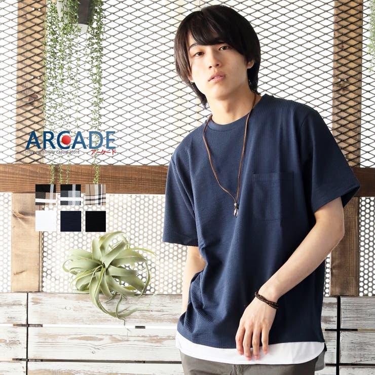 ARCADEのトップス/Tシャツ | 詳細画像