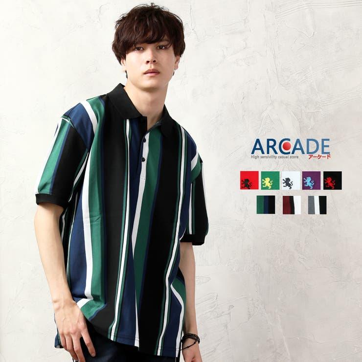 ARCADEのトップス/ポロシャツ | 詳細画像
