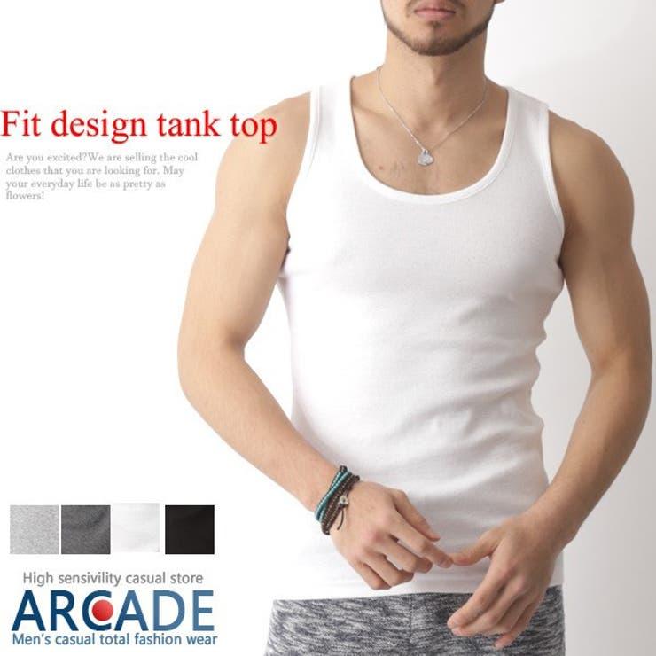 ARCADEのトップス/タンクトップ | 詳細画像