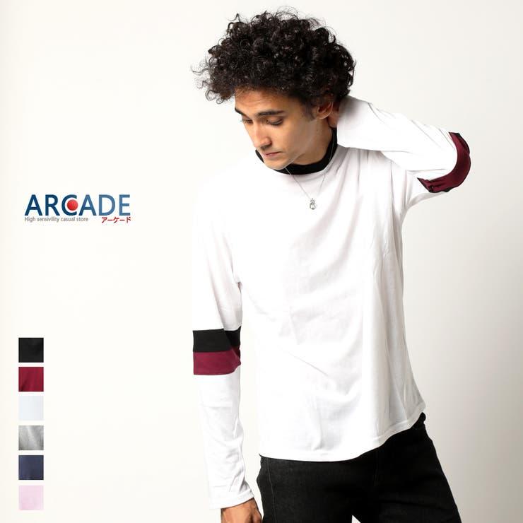 ARCADEのトップス/カットソー | 詳細画像