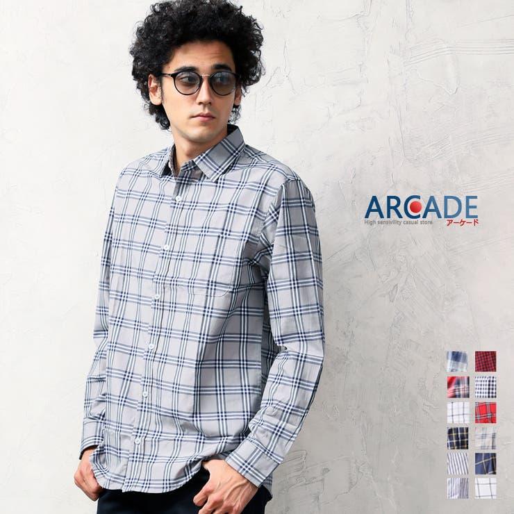 ARCADEのトップス/シャツ | 詳細画像
