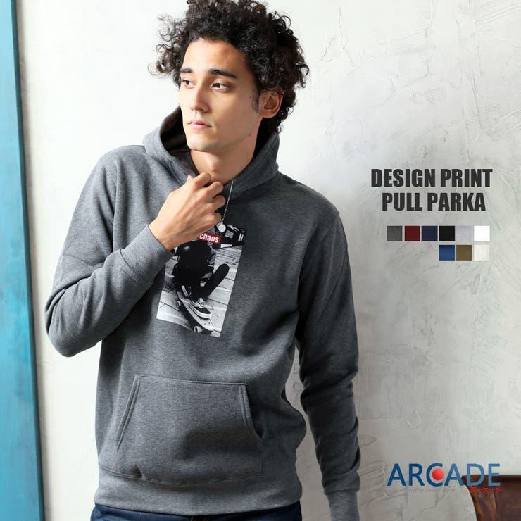ARCADEのトップス/パーカー | 詳細画像