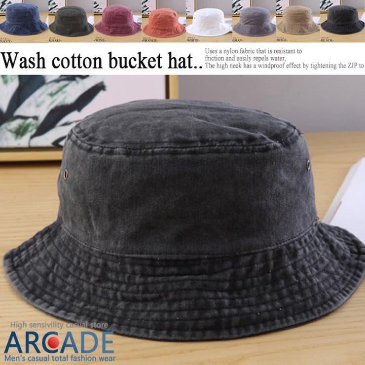 ARCADEの帽子/ハット | 詳細画像